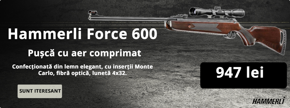 Hammerli force 600