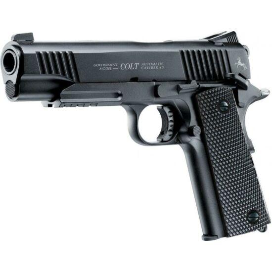 Pistol CO2 Colt M45 CQBP BLACK