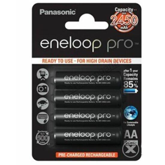 Acumulatori Panasonic Eneloop Pro 2450mAh