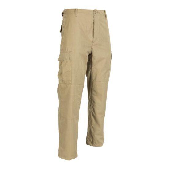 Pantalon BDU, rip-stop, bej