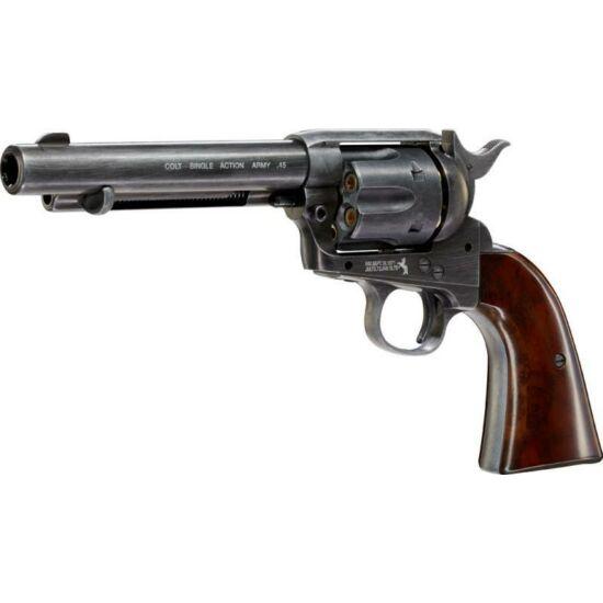 Pistol cu COs Colt Single Action Army 45 - 4,5BB, model antic