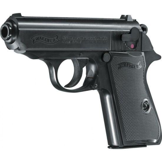 Pistol airsoft Walther PPK/S, cu arc și închizător de metal