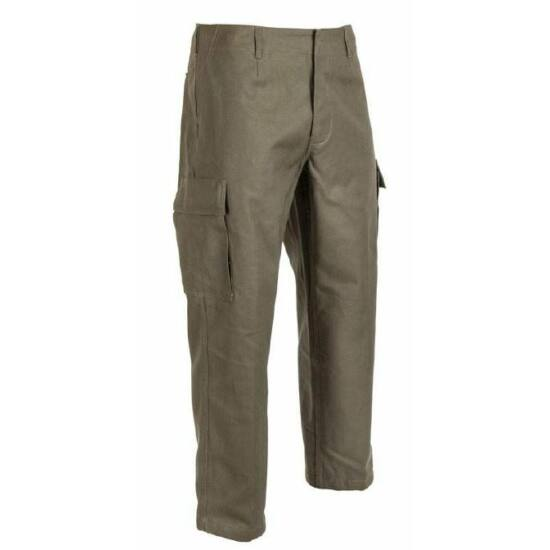 Pantaloni Moleskin verzi