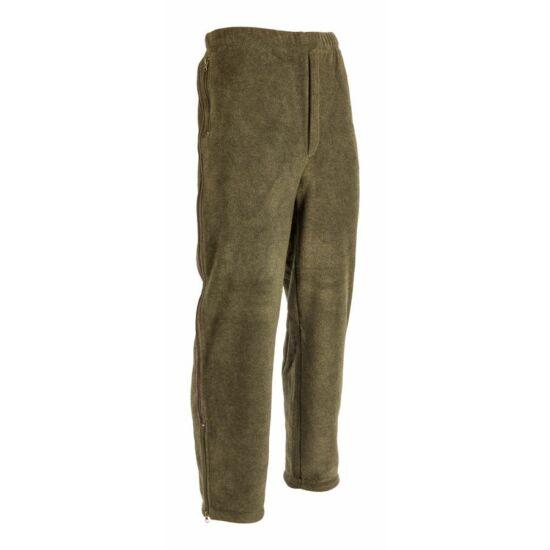 Pantaloni verzi de lână Supersoft