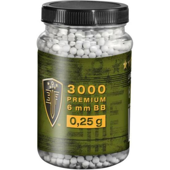 Muniţie airsoft Elite Force 0,25g