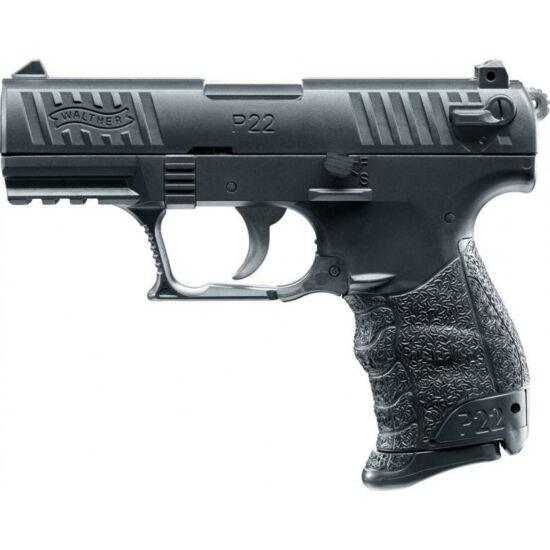 Pistol  Walther P22Q HME cu arc airsoft cu închizător din oțel