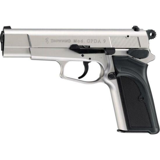 Pistol cu gaz Browning GPDA 9 9mm PAK nikkel