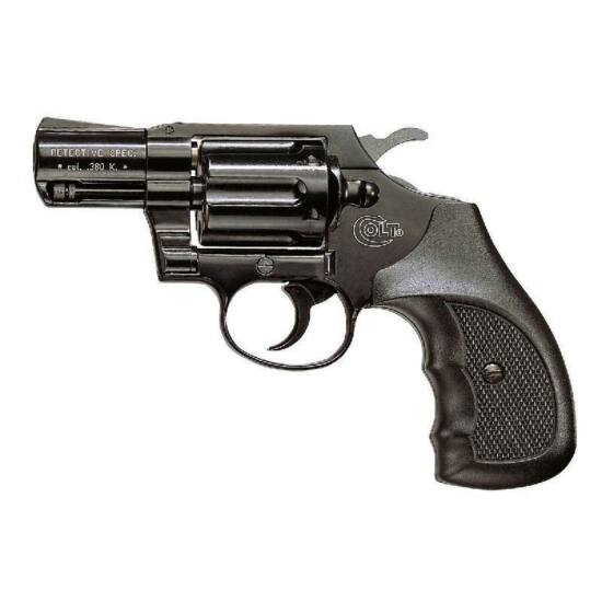 Pistol cu gaz Colt Detective 9mm RK
