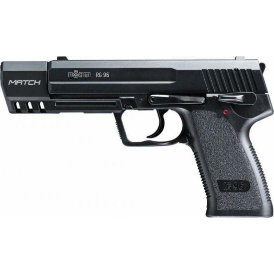 Pistol cu gaz Röhm RG96 Match, 9mm PAK