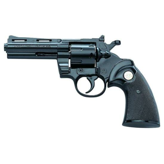 Revolver Reck Python 4' 9mm RK