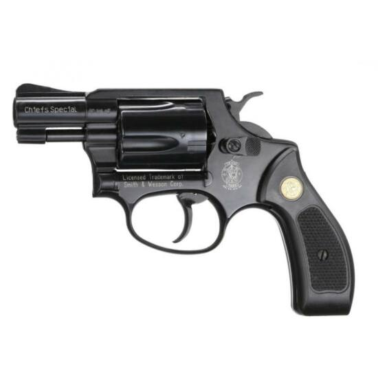 Pistol cu gaz S&W Chief Special 9mm RK
