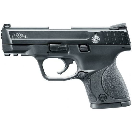 Pistol cu gaz S&W M&P9C, 9mm PAK