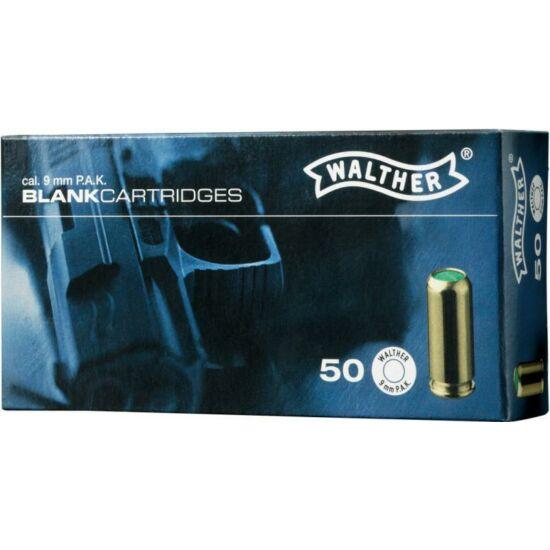 Cartuș autoapărare Walther 9mm PAK