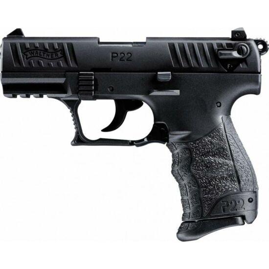 Pistol cu gaz 9mm PAK  Walther P22 Q
