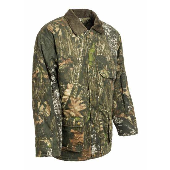 Jachetă M-Tramp, cu tipar hardwood
