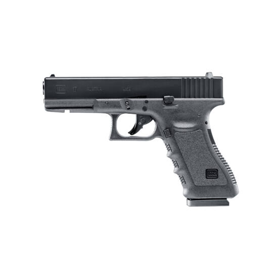 Pistol Co2 Glock 17 Blowback