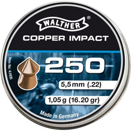 Muniție Walther Copper Impact 5,5mm