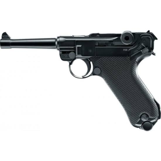 Pistol CO2 Legends P08 BlowBack FullMetal