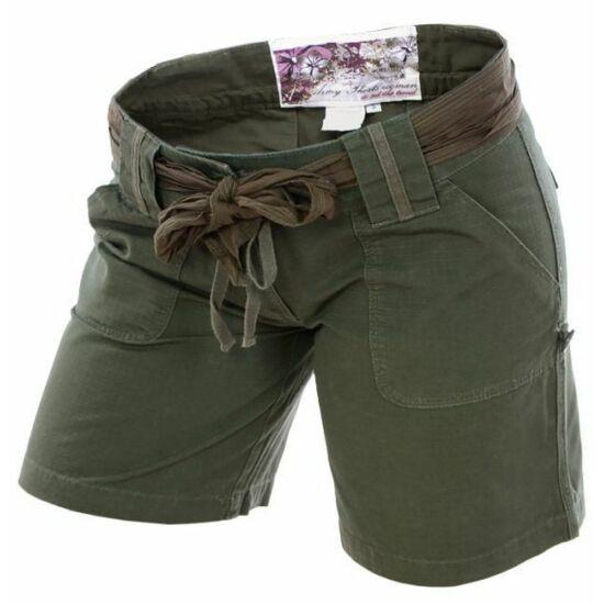 Pantaloni scurți de damă, model army