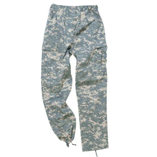 Pantaloni Mil-Tec BDU, tipar digital