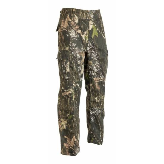 Pantaloni BDU camuflaj forestier