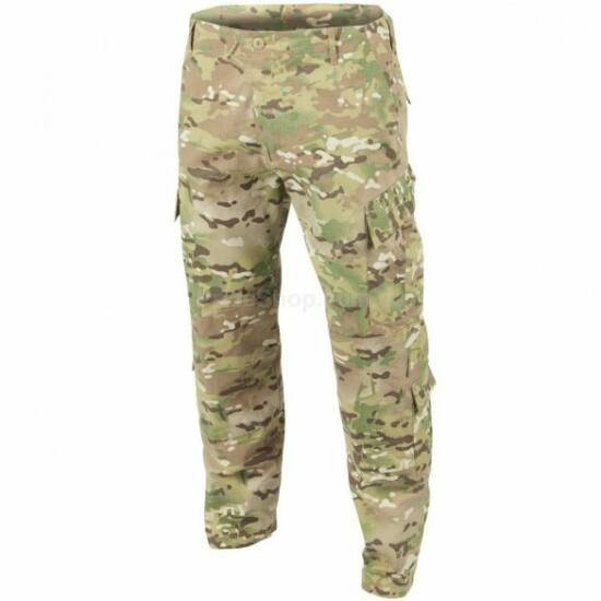 Pantaloni Mil-Tec BDU, ripstop multitarn