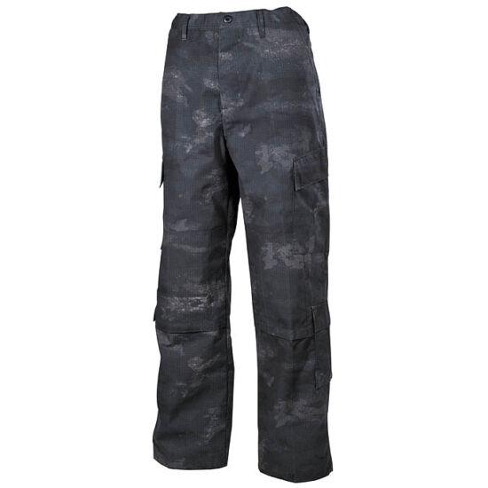 Pantaloni americani de antrenament Rip Stop HDT-camo