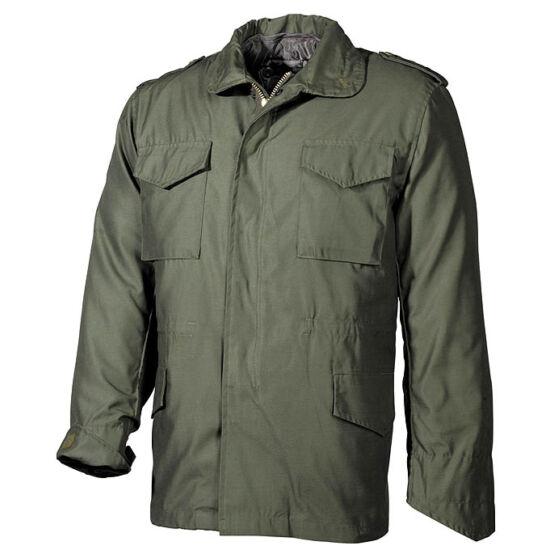 Jachetă americană de antrenament, M65