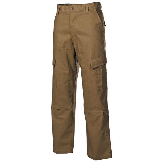 Pantaloni practici americani ACU Rip Stop, culoare coyote