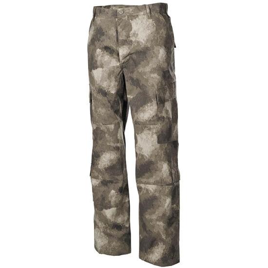 Pantaloni practici americani ACU Rip Stop, culoare HDT camo