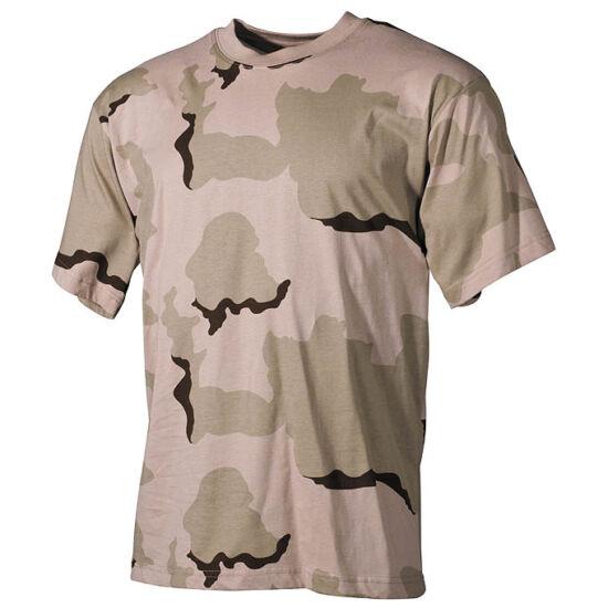 U.S. tricou camuflaj, 3 culori