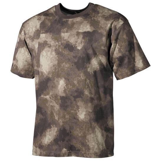 U.S. tricou camuflaj