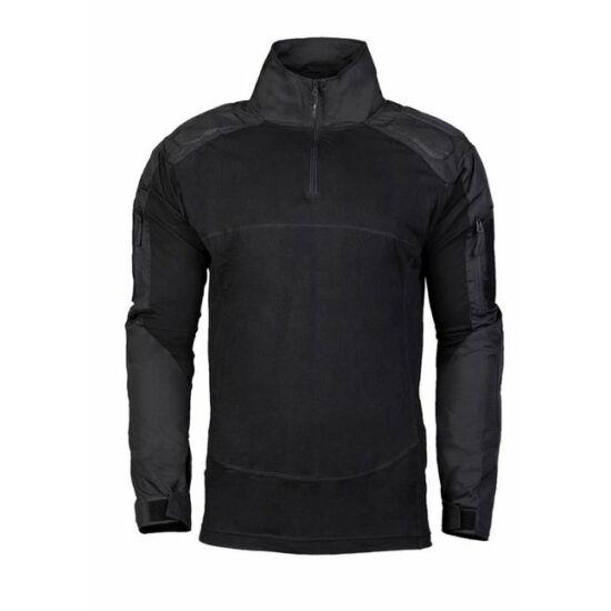 Mil-Tec Chmiera combat tricou - negru