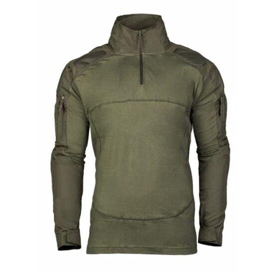 Mil-Tec Chmiera combat tricou - verde