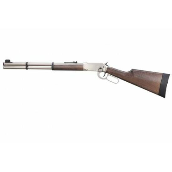 Pușcă CO2 Walther Lever Action Steel Finish