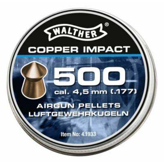 Muniție Walther Copper Impact