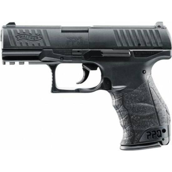 Pistol airsoft  cu CO2 Walther PPQ