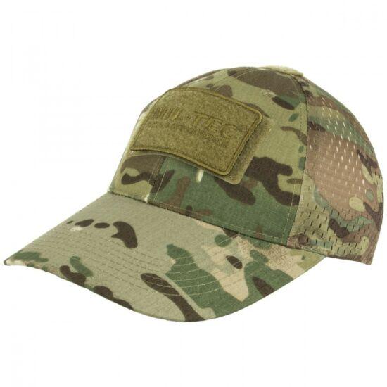Șapcă de baseball, plasă, Mil-Tec multitarn