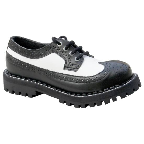 Bocanci Steel Boots cu 3 găuri, Alcapone