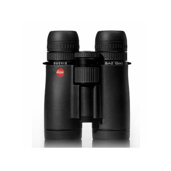 Binoclu Leica Duovid 8-12x42