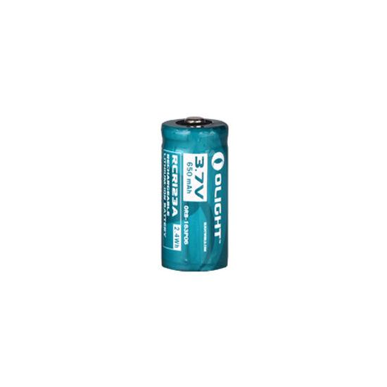 Acumulator Olight RCR123 Litium-ion