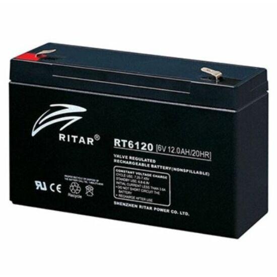 Acumulator Ritar RT6120 12,0Ah/6V