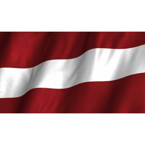Drapel Letonia