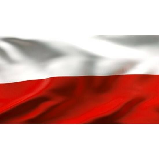 Drapel Polonia